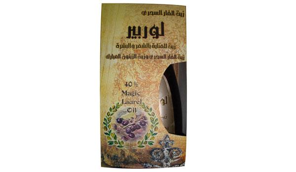 98c5865a4 لوربير 40 بالمئة زيت غار (807) - لوربير لصناعة صابون غار حلب صابون ...