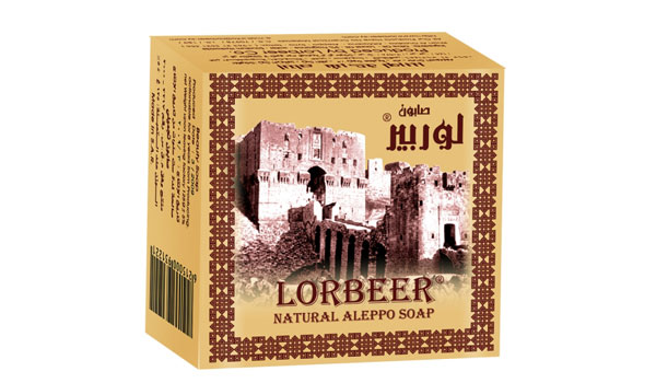 2- Fragrances laurel Aleppo Soap: Circle Lorbeer ( 213 )