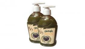 6 - Aleppo Liquid Laurel Soap Voor Hand & body: Aleppo Vloeibare Laurel Soap voor hand & body (612)