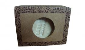 1- Traditional Aleppo Laurel Soap: old mind 1 piece (152)