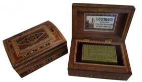 3- Gift Aleppo Soap: Mosaic Lorbeer 125 ( 306 )