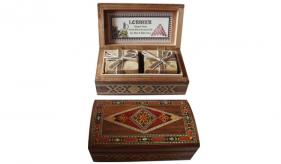 3- Gift Aleppo Soap: Traditional Mosaic 370 ( 320 )