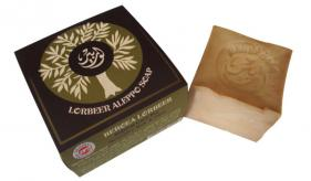 1- Traditional Aleppo Laurel Soap:   Lorbeer Aleppo Soap Beroea (111)