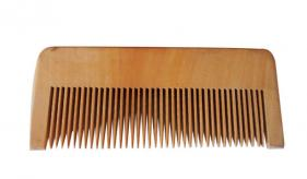 12-Necessities for bath: Lorbeer Wooden Comb (1209)