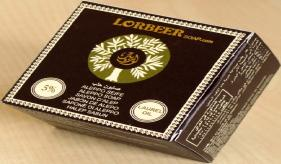 1- Traditional Aleppo Laurel Soap:  Traditional Triplel Wings Lorbeer 175 (106)